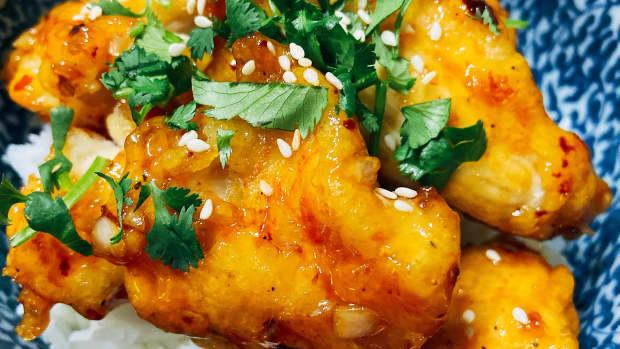 orange-crispy-chicken-recipe