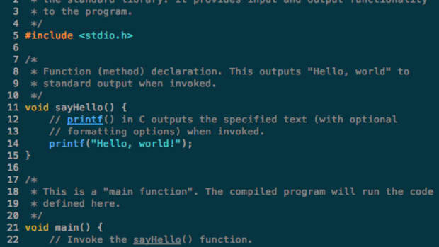 computer-programming-with-c-like-languages