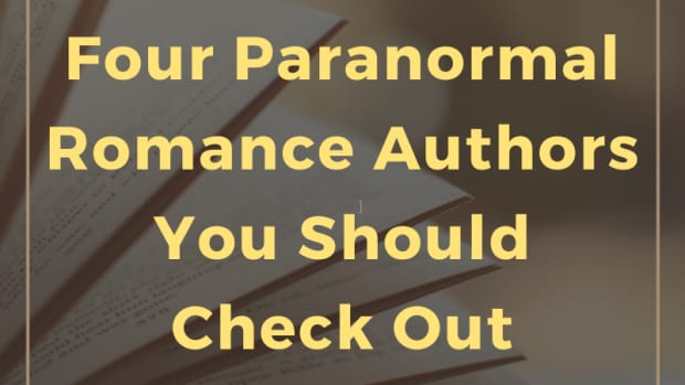 my-go-to-paranormal-romance-authors