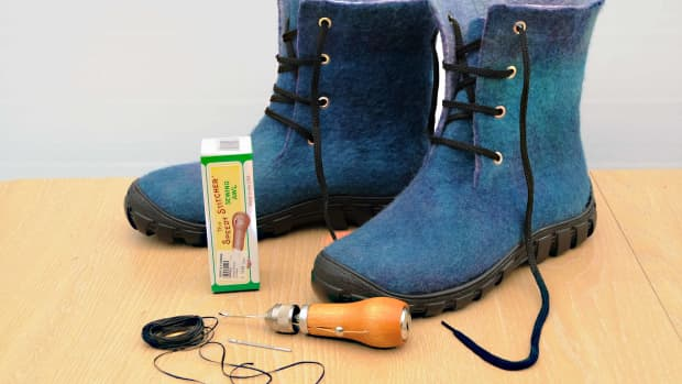 wet-felted-boots-master-class-tutorial