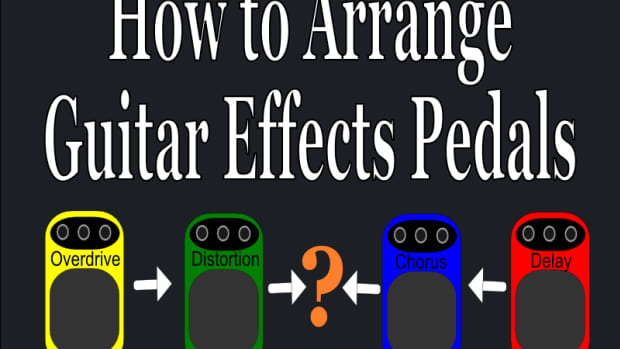how-to-arrange-guitar-effects-pedals