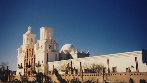 san-xavier-del-bac-mission-and-the-esmeralda-mine
