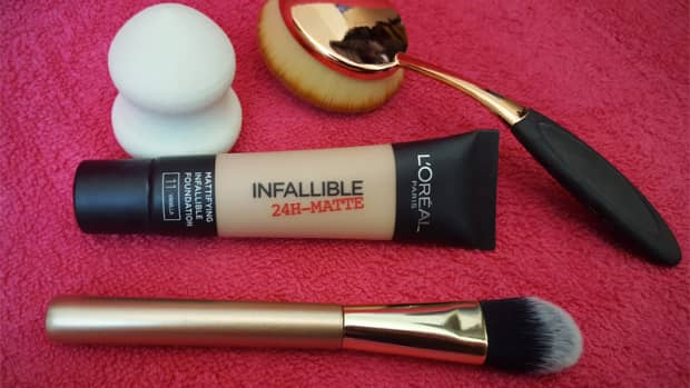 loreal-infallible-pro-matte-foundation-review