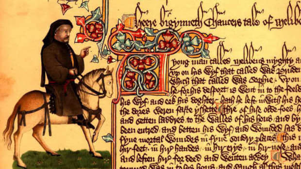 analyzing-the-merchants-tale-and-the-pardoners-tale-in-geoffrey-chaucers-the-canterbury-tales