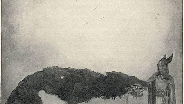 norse-mythology-the-binding-of-fenrir