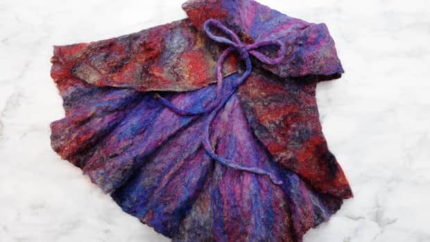 how-to-make-a-baby-girls-nuno-felted-circle-jacket