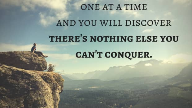 the-simple-secret-to-gaining-confidence-and-achieving-your-dreams-conquering-your-fears-one-at-a-time