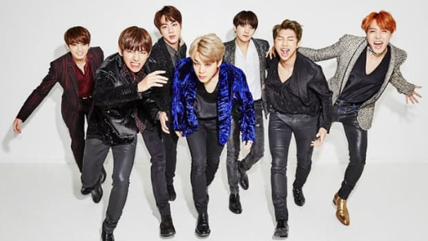 South Korean boy group, Bangtan Sonyeondan
