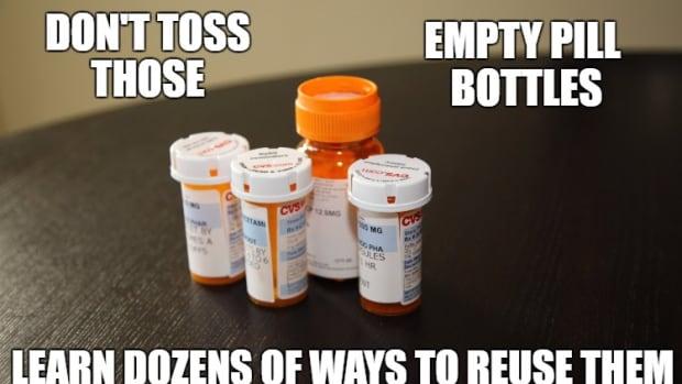 ways-to-reuse-prescription-bottles