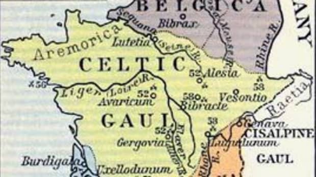 who-were-caesars-gauls