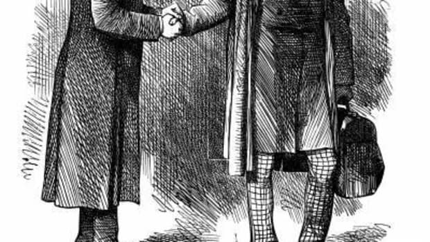 the-rivalry-between-benjamin-disraeli-and-william-ewart-gladstone