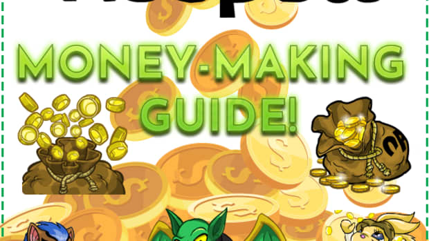 how-to-make-money-on-neopets