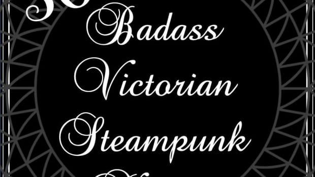 victorian-steampunk-names