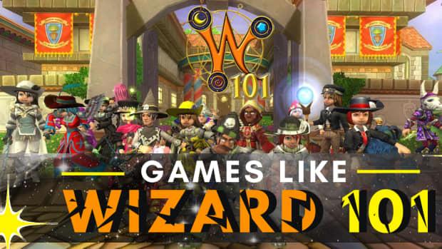 games-similar-to-wizard101