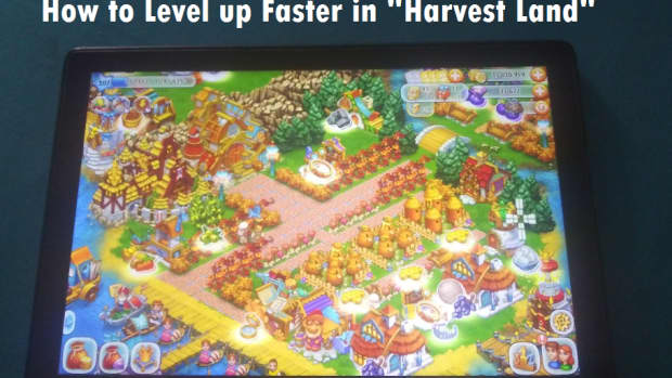how-to-level-up-faster-in-harvest-land