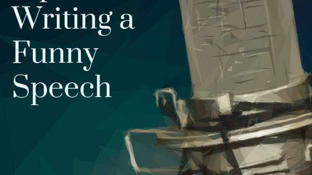 how-to-write-a-funny-speech