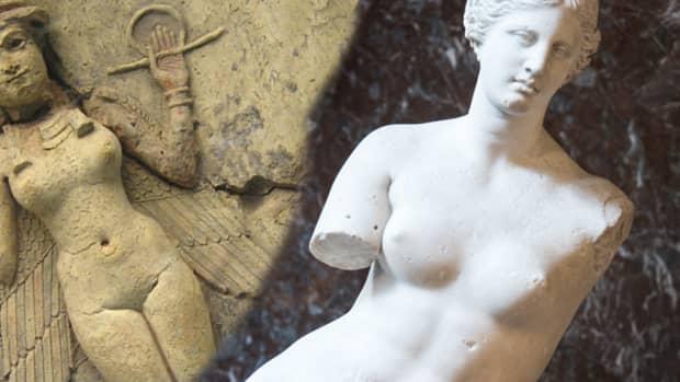 ancient-art-comparison-the-queen-of-the-night-vs-venus-de-milo