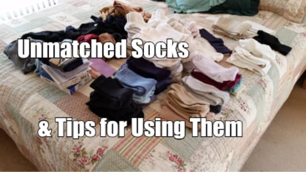 uses-for-unmatched-socks