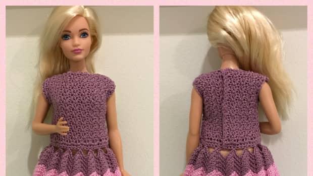 curvy-barbie-chevron-dress-free-crochet-pattern
