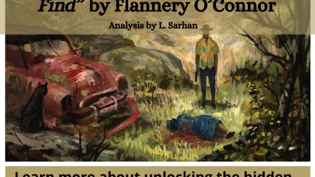 symbolism-and-foreshadowing-in-a-good-man-is-hard-to-find-by-flannery-oconnor