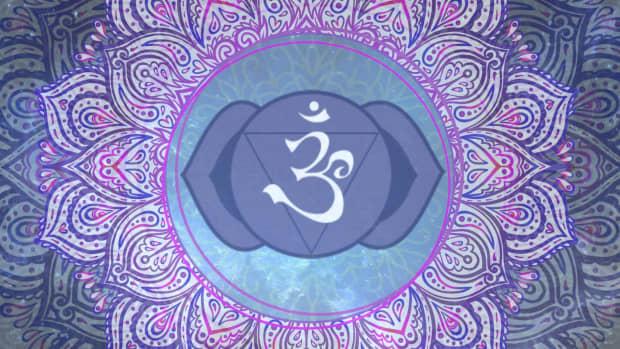 chakra-energy-centers-the-third-eye-chakra