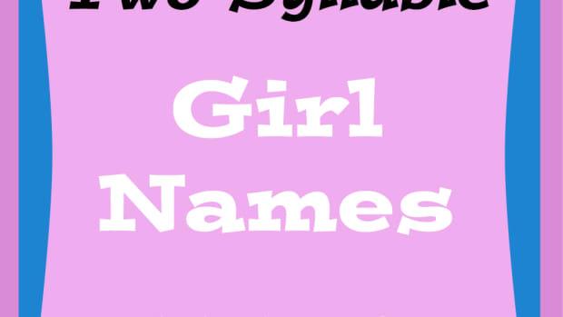 two-syllable-baby-girl-names