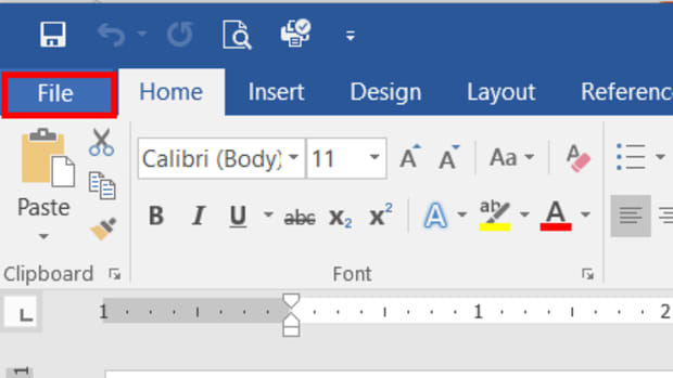 how-to-create-a-fathers-day-card-in-ms-word-2016