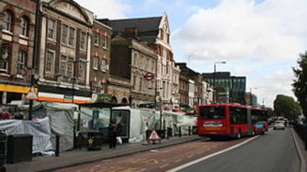 london-monopoly-board