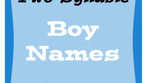 two-syllable-baby-boy-names