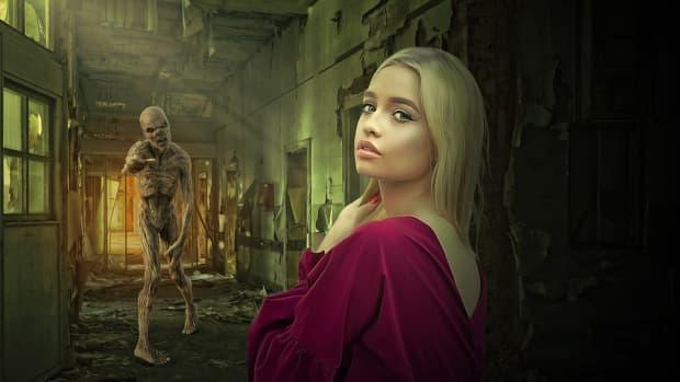 a-zombie