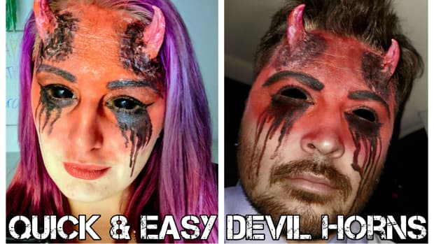 cosplay-diy-quick-simple-prosthetic-devil-horns