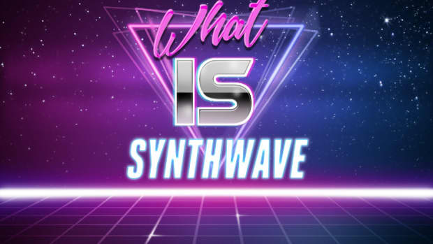 what-is-synthwave