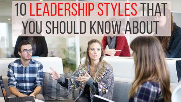 ten-common-leadership-styles