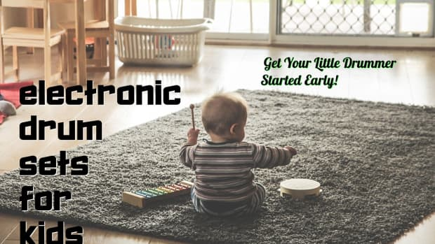 how-to-buy-electronic-drums-for-a-child