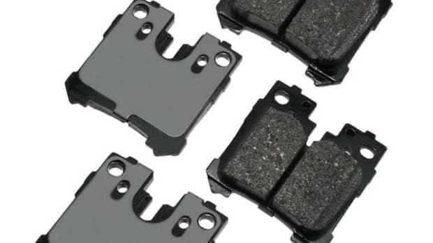 lexus-ls460-rear-brake-pad-replacement