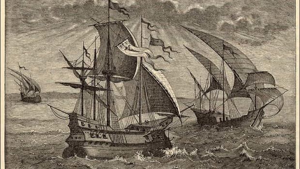 the-four-voyages-of-christopher-columbus-to-the-new-world