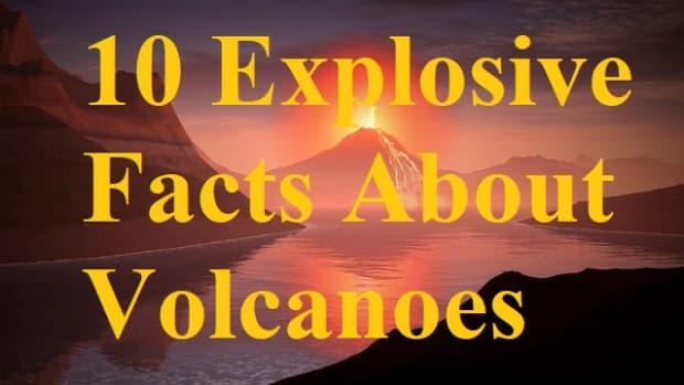 关于火山的十大有趣事实