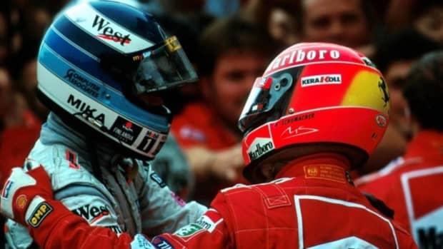 2000年日本大奖赛迈克尔·舒马赫第43次职业生涯胜利