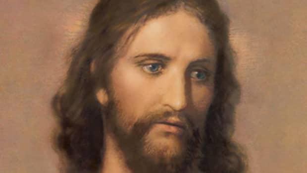 Jesus Christ - Heinrich Hoffmann