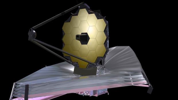 詹姆斯·韦伯太空望远镜是哈勃望远镜的正式继任者