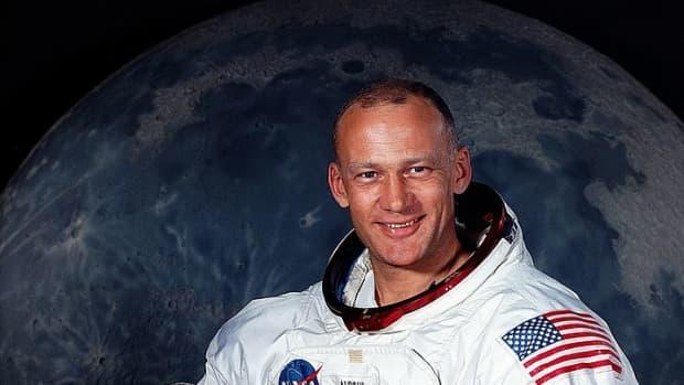 巴兹·奥尔德林宇航员和创新者