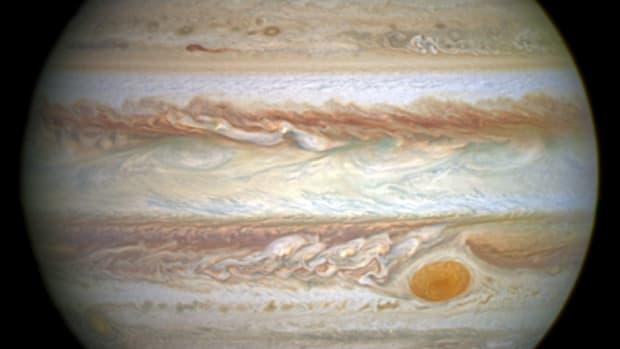 木星快速事实