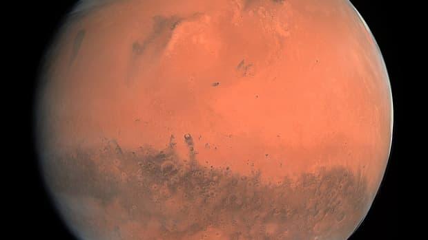 火星快速事实
