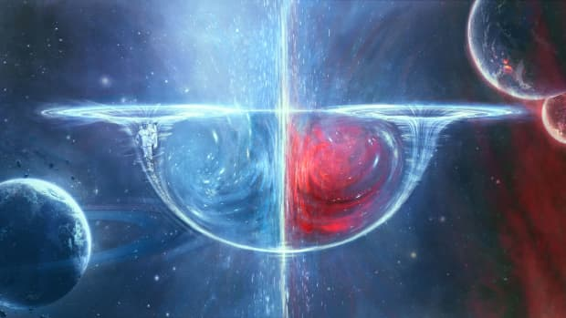 what-are-wormholes