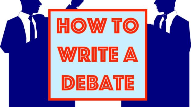how-to-write-a-debate