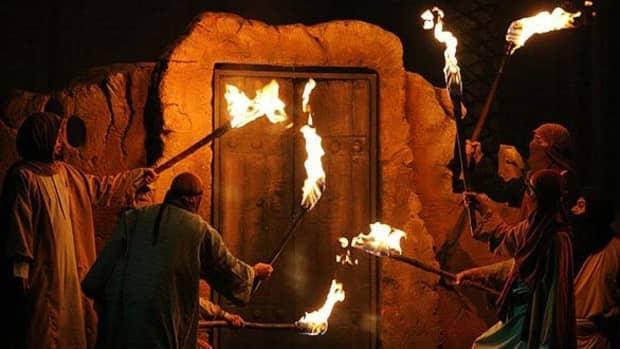 the-burning-door