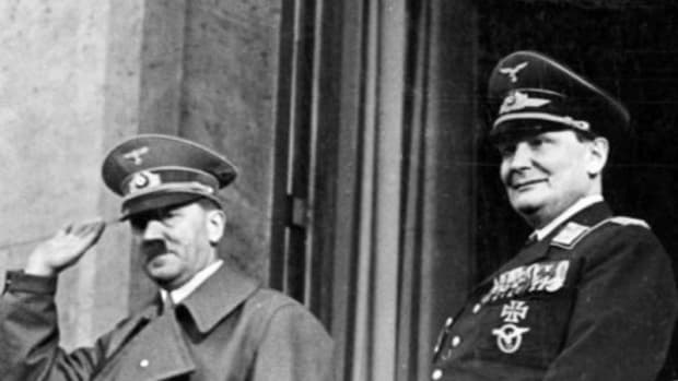 hermann-goering-a-brief-history