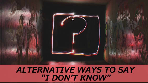 alternative-ways-to-say-i-dont-know