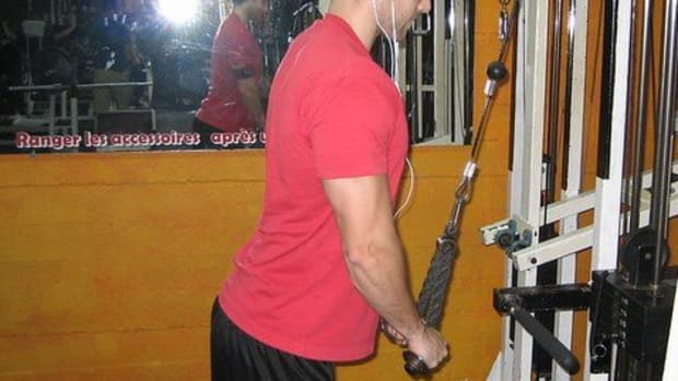 triceps-muscle-blaster-drop-sets-using-the-rope