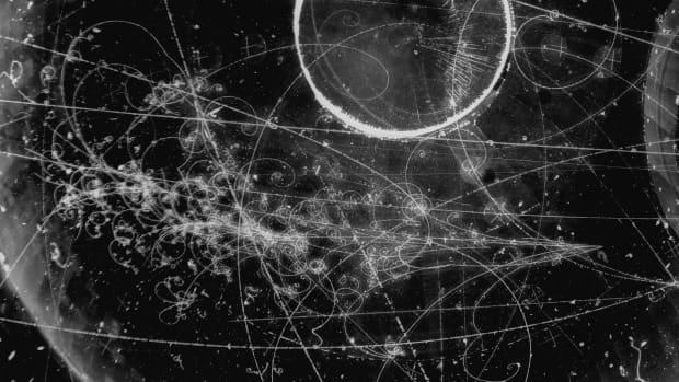 物理 - 美容或录音 - 秀丽 - 揭露粒子谜团